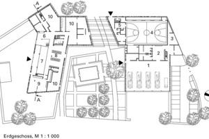 """<div class=""""10.6 Bildunterschrift"""">Erdgeschoss, M 1:1000</div>"""