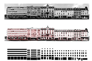 Entwicklung Fassadenkonzept
