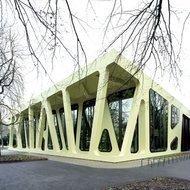 Mensa Moltke, Karlsruhe - J. Mayer H. Architekten
