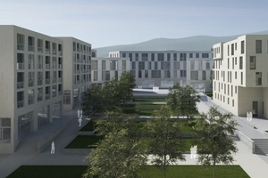 Kreativquartier mit Piazza - Ortner +Ortner Baukunst, Berlin/Wien