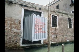 """""""Vertreibung der Vernunft"""", Architekturbiennale Venedig 1993"""