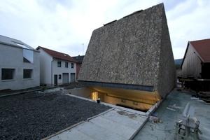 Eine der vier Auszeichnungen: Konzerthaus in Blaibach