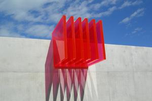 Objekt aus Acrylglas - Christoph Haerle, Zürich