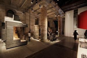 """Hutong-Projekt auf der Architekturbiennale Venedig 2016, """"The Work of ZAO/standardarchitecture"""""""