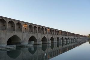 Brücke Si-o-se Pol in Isfahan