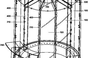 Isometrie Figur 5, o.M.
