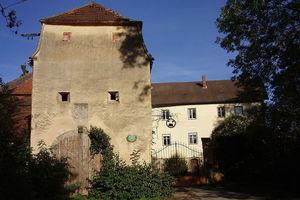 Bekommt Bundesgelder: Stadtschloss Herrieden