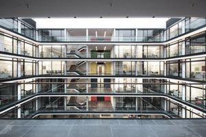 Hans-Sachs-Haus, Gelsenkirchen, Foyer