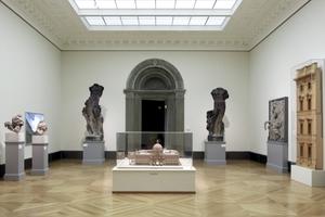 Ausstellungsansicht Bode Museum