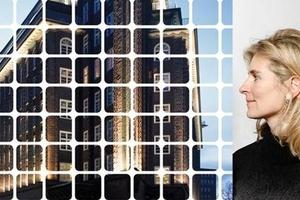 Eine der drei Referenten: Prof. Susanne Gross von Kister Scheithauer Gross Architekten, Köln