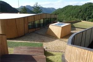 Seminar- and Appartmentbuilding (Goesan, South Korea), ArchitekturWerkstatt Vallentin