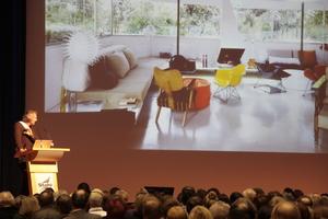 Vortragender: José Selgas, von selgascano Architecture, Madrid<br />