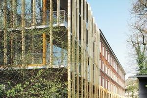 Jugendherberge St. Alban, Basel<br />