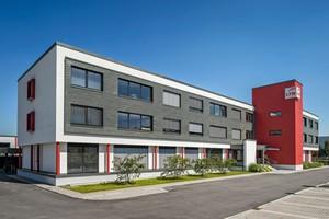 Carl-Jürgen Steinkopf: Verwaltungszentrum der LTB GmbH Radebeul