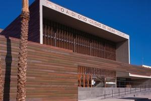 Theater in Vícar, Almería/E -  Nicolás Carbajal Ballell, Simone Solinas, Gabriel Verd Gallego, Sevilla/E (Preisträger 2007)