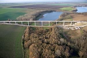 Brückenbaupreis 2012 an Brücke im Weimarer Land