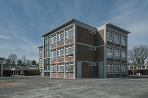 Anerkennung: Generalsanierung Grund- und Hauptschule Bülowstrasse 88-90 (Architekt: Reinhard Angelis, Planung Architektur Gestaltung; Bauherren: Gebäudewirtschaft, Stadt Köln)