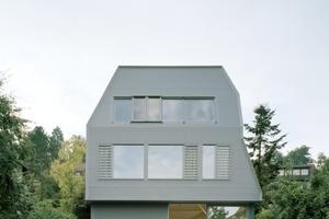 Foto: Brigida Gonzalez, Wohnhaus JustK, amunt - architekten