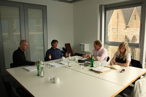 Ortstermin: Die DBZ zu Besuch bei Bergstermann + Dutczak Architekten in Dortmund<br />