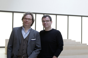 Ansgar Schulz und Benedikt Schulz erläuterten ihr Konzept. Das Gespräch lesen Sie in der April-Ausgabe der DBZ