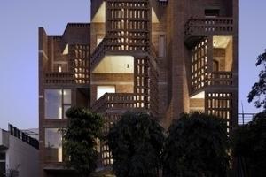 """Winner Gold in der Kategorie """"Wohnungsbau/ Geschosswohnungsbau"""": Projekt """"Defence Colony Residence"""" von vir.mueller architects, Neu-Delhi, Indien"""