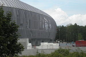 Stadion Lille - Valode et Pistre, Paris