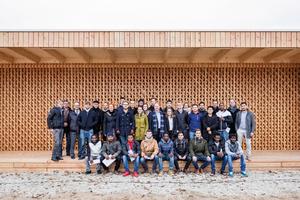 Gemeinschaftshaus Flüchtlingsunterkunft