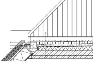 Prinzipdetail, vertikal, M 1:12,5