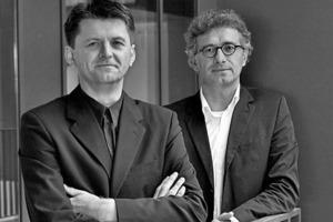 """<div class=""""fliesstext_vita""""><strong>Gruber + Kleine-Kraneburg Architekten, Frankfurt a.M.</strong><br />v.l.n.r.: Martin Gruber, Helmut Kleine-Kraneburg www.gruber-kleinekraneburg.de<br />Martin Gruber und Helmut Kleine-Kraneburg gründeten das Architekturbüro Gruber + Kleine-Kraneburg Architekten 1995 in Frankfurt a. M. Seit jeher steht die Schaffung von hochwertigen, ästhetischen Innen- und Außenräumen als die ureigenste Aufgabe der Architektur an oberster Stelle jeglicher Gestaltungsaufgabe im Büro. </div>"""