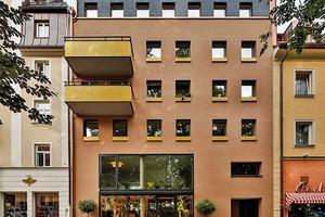 1. Preis Wohn- und Geschäftshäuser: Wohnanlage<br />Gapstraße, Traunstein – Architekten Riedl Oestreich, Traunstein