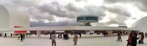 """Centro Cultural Internacional Oscar Niemeyer (Avilés)"""