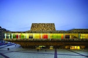 LA LLOTJA THEATRE AND CONFERENCE CENTRE, Lerdia, Spanien  Architekten: mecanoo architecten bv.