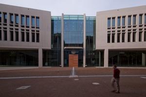 Seminargebäude der Universität Köln, 2010, Paul Böhm