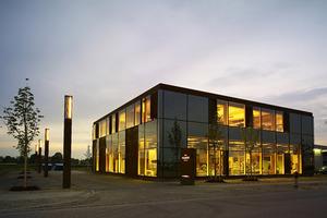 Preis des Deutschen Stahlbaus 2008: Werk- und Denklabor, Friedberg - hiendl_schineis architektenpartnerschaft, Augsburg