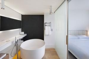 Das Mandarin Oriental, Barcelona, Junior Suite, Badezimmer