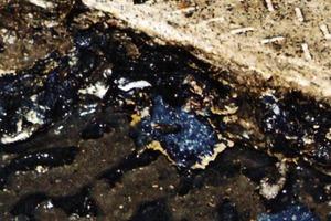 Bild5: Wasser unterhalb des Fliesenbelags<br />
