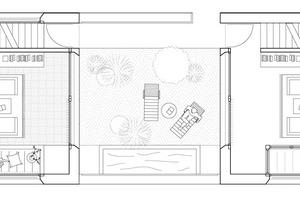 Grundriss-Ausschnitt Ebene 5<br />