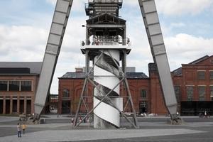 Nominiert: Erkundungsweg in einem ehemaligen Kohlenbergwerk, Genk/Belgien, Architectenbureau L-GROEP cvba, Philippe Micheels