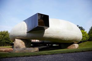 Der Pavillon vom chilenischen Architekten Smiljan Radi 2014