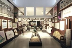 Stücke aus der Wunderkammer des DAM, sämtlich angekauft von HK