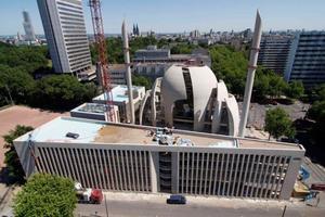 Islamisches Kulturzentrum in Köln, Paul Böhm, Fertigstellung 2014
