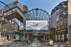 Fluxus – ist eine gern gesehene Alternative zu den Malls in Stuttgart