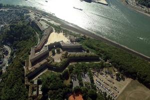 Bekommt Bundesgelder: Festungsanlage Koblenz