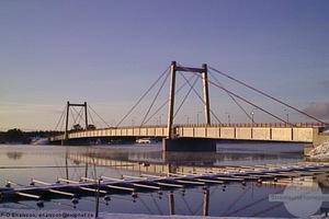 Strömsundsbron, Franz Dischinger