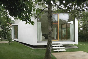 house D Ljubljana, Bevk Perovic Arhitekti