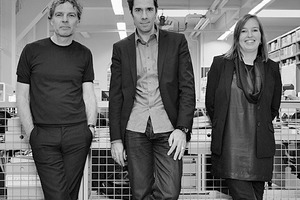 """<div class=""""fliesstext_vita""""><strong>v.l.n.r. Winy Maas</strong><br />1959geboren in Schijndel/NL<br />1978-1983Studium der Landschaftsarchitektur an der RHSTL Boskoop/NL<br />1984-1990Architektur und Stadtplanung an der TU Delft /NL<br />Mitarbeit im Office for Metropolitan Architecture/Rem Koolhaas </div><div class=""""fliesstext_vita"""">Lehrtätigkeit: an zahlreichen europäischen und außereuropäischen Hochschulen <br /></div><div class=""""fliesstext_vita""""><strong>Jacob van Rijs</strong><br />1964geboren in Amsterdam/NL<br />1983-1984Studium Architektur an der Akademie Den Haag und von<br />1984-1990an der TU Delft<br />Lehrtätigkeit: an verschiedenen Hochschulen und Universitäten </div><div class=""""fliesstext_vita""""><strong></strong></div><div class=""""fliesstext_vita""""><strong>Nathalie de Vries</strong><br />1965geboren in Appingedam/NL<br />1984-1990Architekturstudium, TU Delft/NLMitarbeit bei Martinez Lapenas&amp;Torres Arquitectos, bei D.J.V. Architects und Mecanoo 1991Bürogründung MVRDV mit Jacob van Rijs und Winy Maas</div>"""
