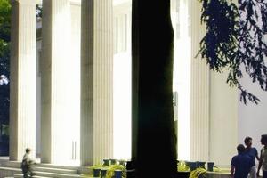 Der Deutsche Pavillon ist handhabbar, man muss es nur können! (11. Architekturbiennale 2008)<br />