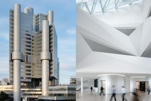 HVB-Tower mit neuem Foyer
