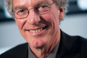Uli Hellweg, Geschäftsführer der IBA Hamburg GmbH