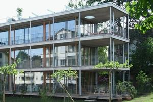 1. Preis: Mehrfamilienhaus in Liebefeld/CH